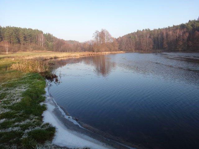 Spływ Sylwestrowy - Stara Rzeka - Tleń