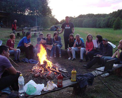 Obóz studencki